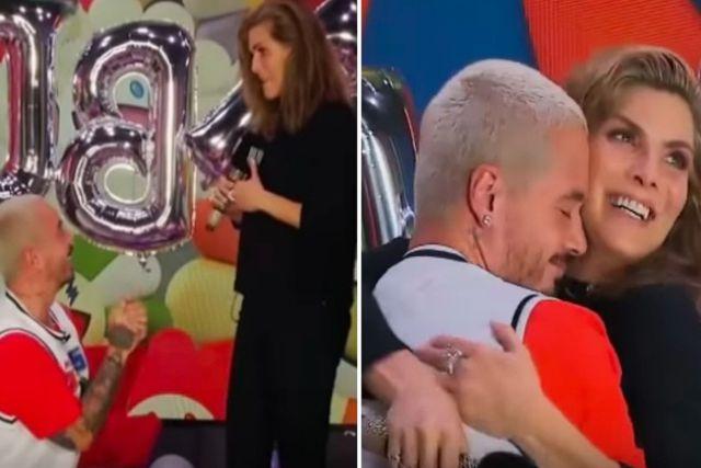 J Balvin le pide matrimonio a conductora mexicana tras su belleza