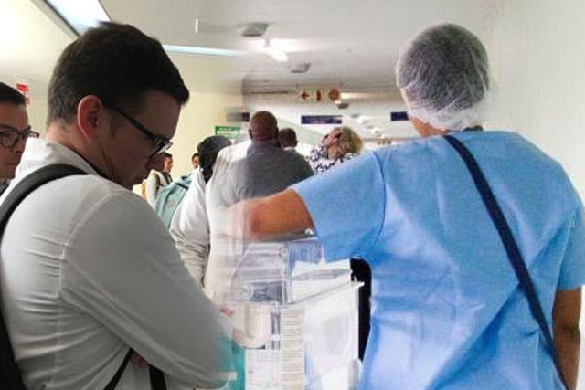 Alumnos de la BUAP y UPAEP son amenazados por el Issstep si dejan los hospitales