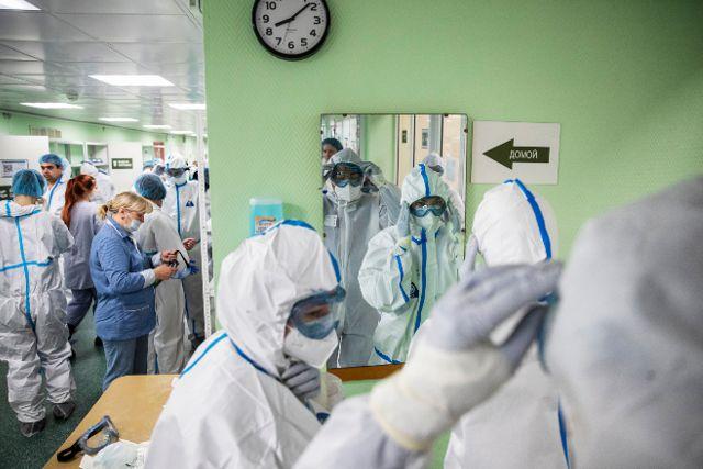 Farmacéutica crea anticuerpo que protege células de la infección del coronavirus a un 100%