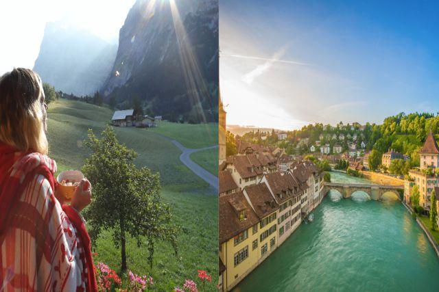 Ofrece Suiza 70 mil dólares a familias que quieran mudarse a Albinen
