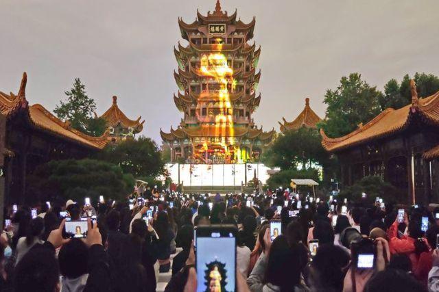 Wuhan foco de origen al Covid se convierte en destino turístico de primera