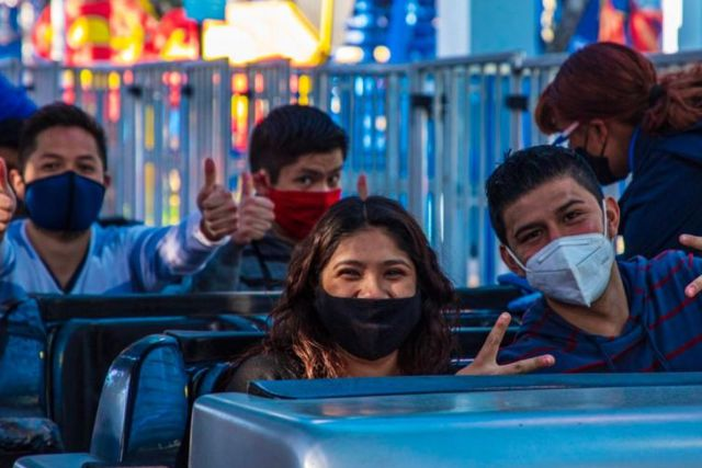 Una nueva muerte más por falla mecánico en Six Flags México