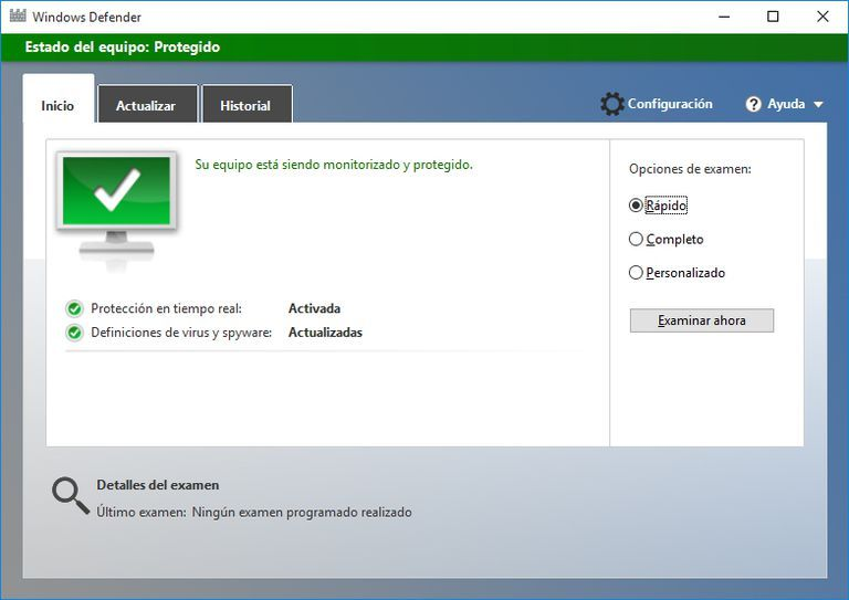 Windows Defender provoca caos en su ultima actualización