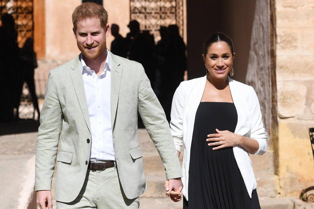 Esposa del príncipe Harry prefiere tener a su bebé en EU