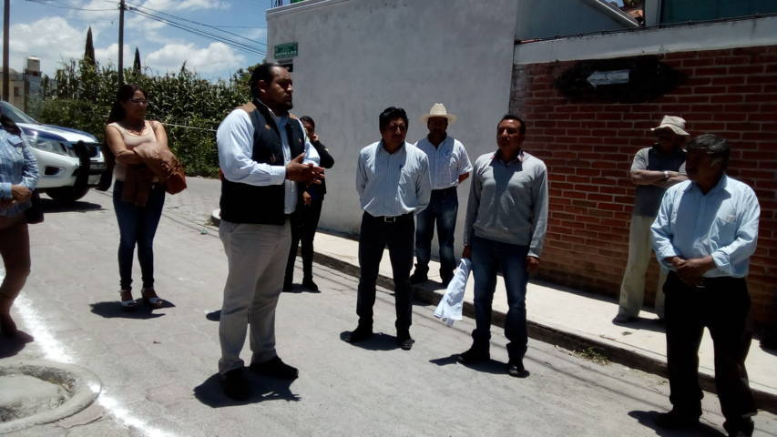 Los servicios básicos mejoran la calidad de vida de los pobladores: JCML