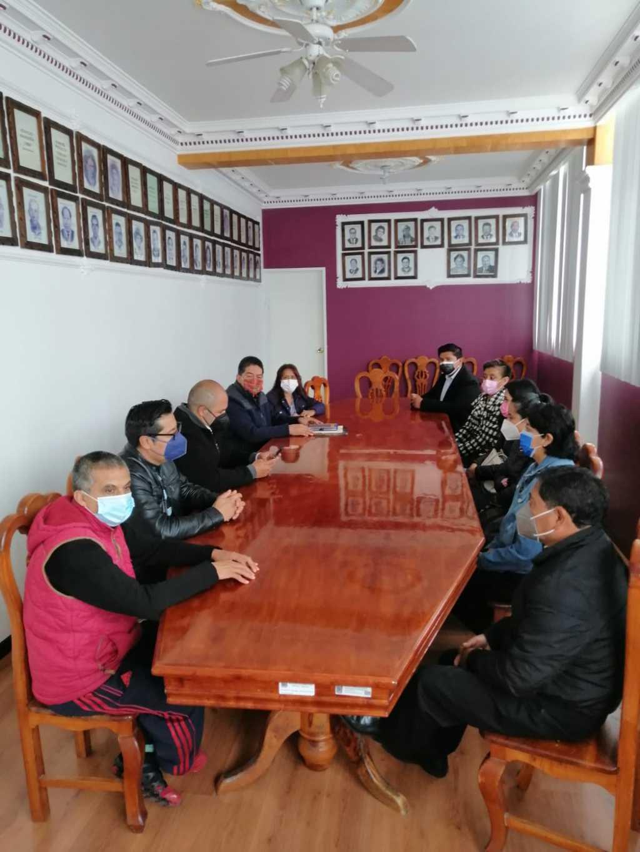 Agradece Misión Cultural 214Z el apoyo brindado por el presidente municipal Sanabria Chávez
