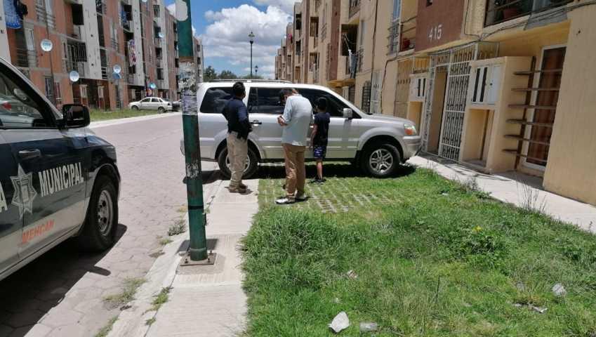 En coordinación vecinos y policía de Yauhquemehcan previenen el delito