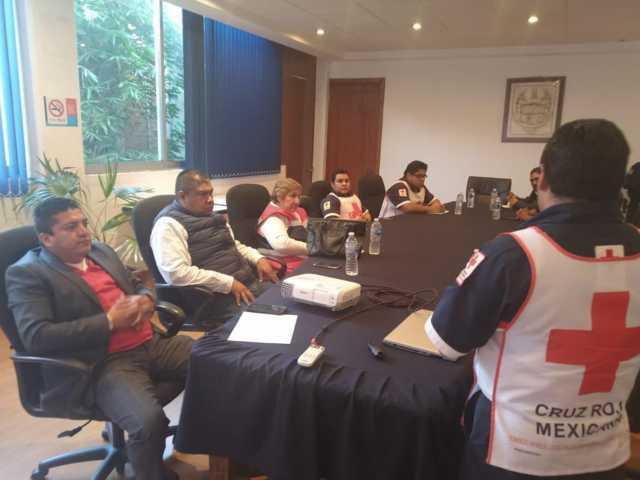Preparan campaña de concientización y cultura vial en Apizaco