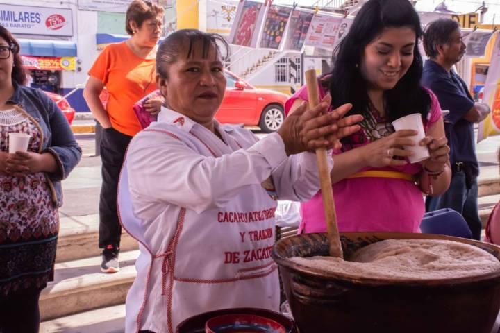 Prioritario el apoyo a la mujer rural en Zacatelco