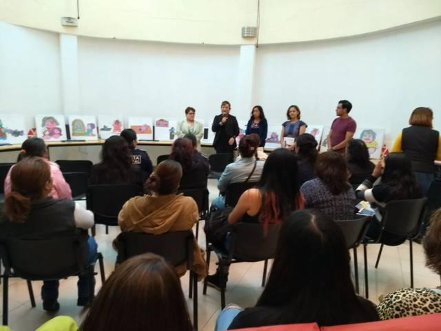 El DIF municipal de Ixtacuixtla promueve jornada sobre violencia sexual en jóvenes