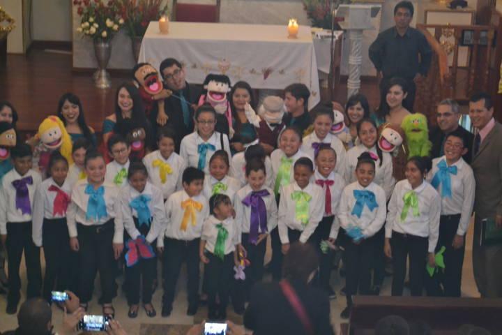 Con este 7mo festival de coros fomentamos la cultura en el municipio: alcalde