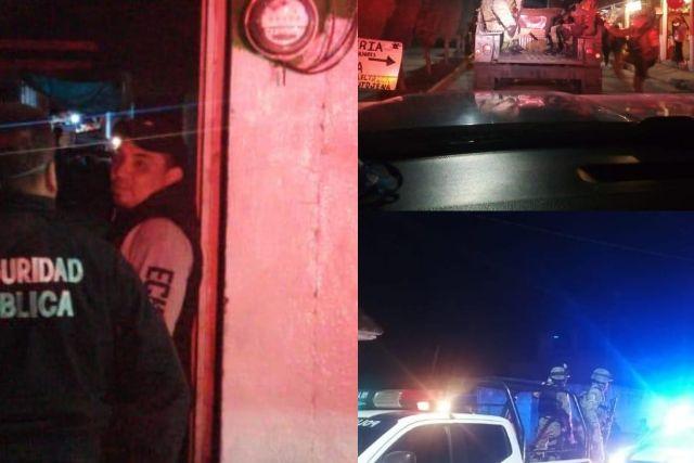 Desafían el covid y organizan 4 fiestas en Ixtenco, autoridades intervienen
