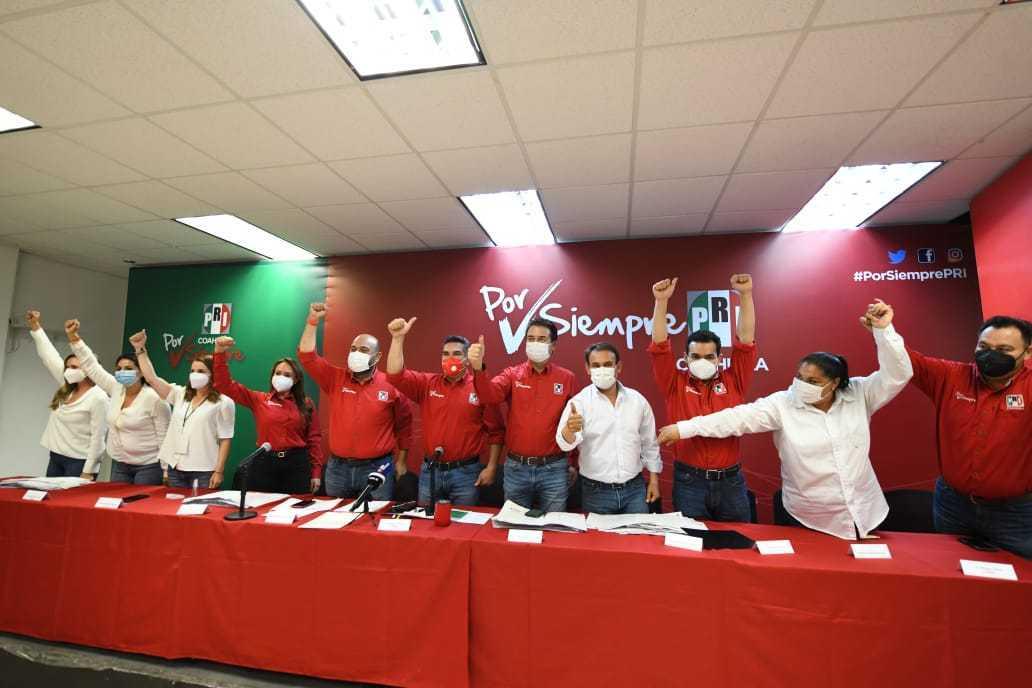 Resultados en Hidalgo y Coahuila dejan claro que el PRI está de regreso: Alejandro Moreno