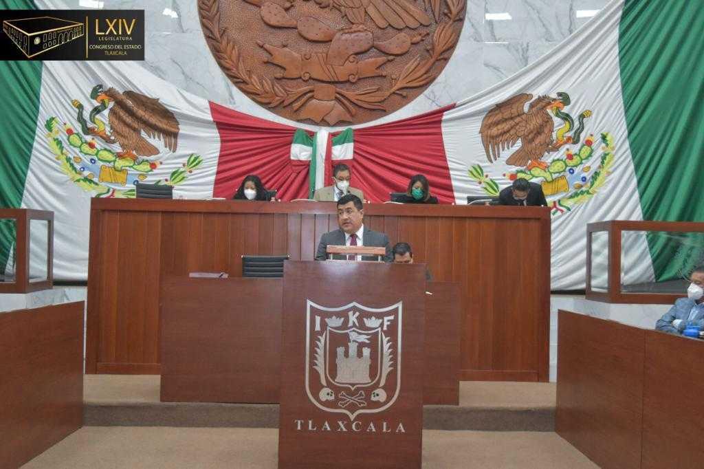 Congreso declara a Calpulalpan, capital del estado por un día