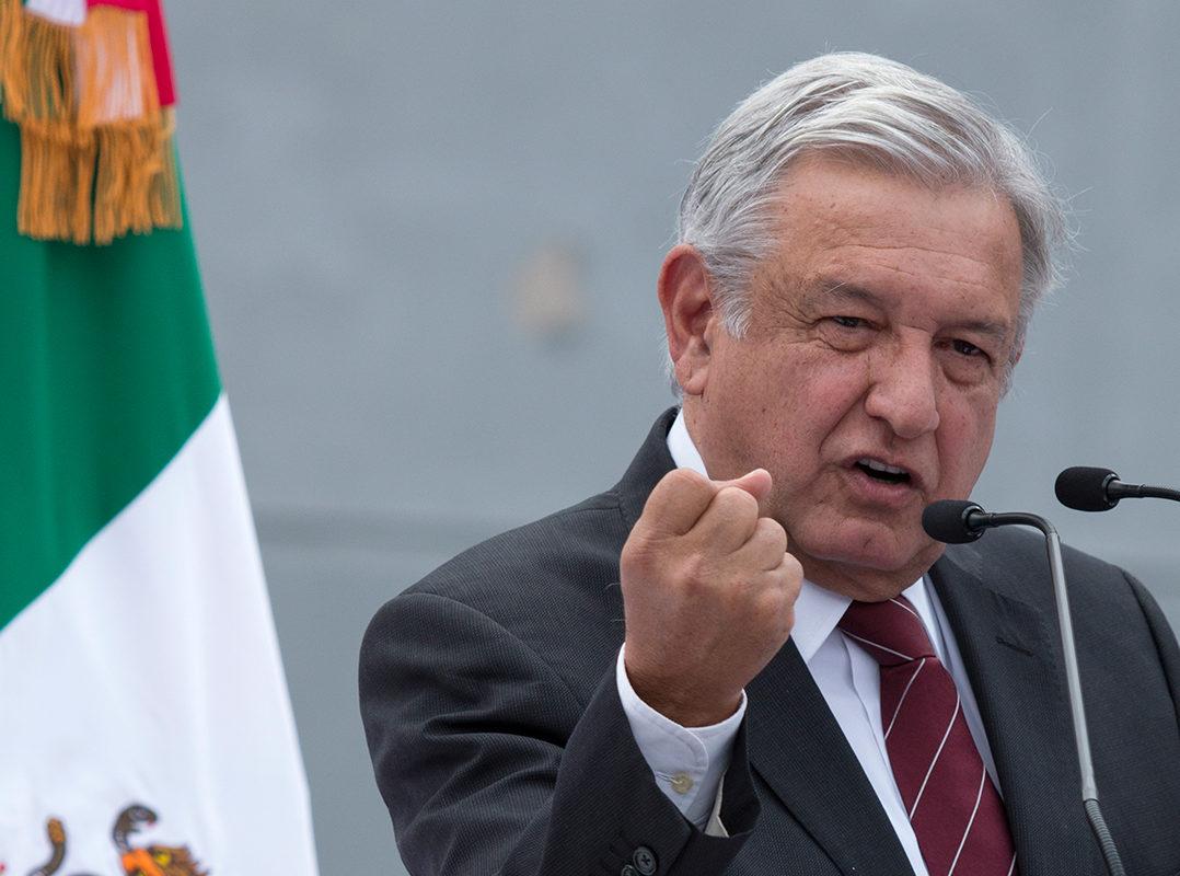 Andrés Manuel López Obrador estará en Tlaxcala hasta junio