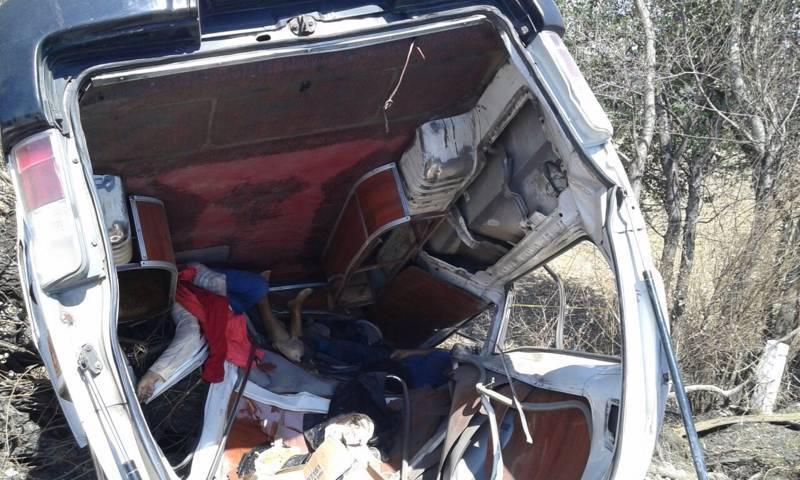 Cuatro muertos tras accidente en la Texmelucan-Tlaxcala