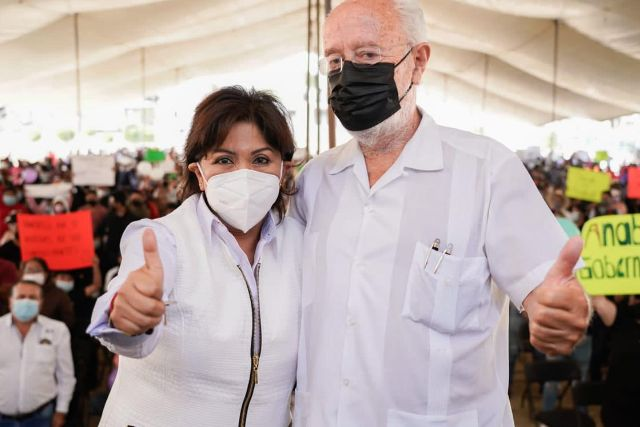 Anabell Ávalos traerá un nuevo panorama a Tlaxcala: Julián Velázquez Llorente