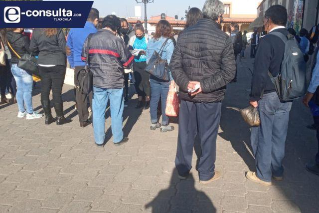 Revienta conflicto en Tlaxco; utilizan de títere a la alcaldesa interina
