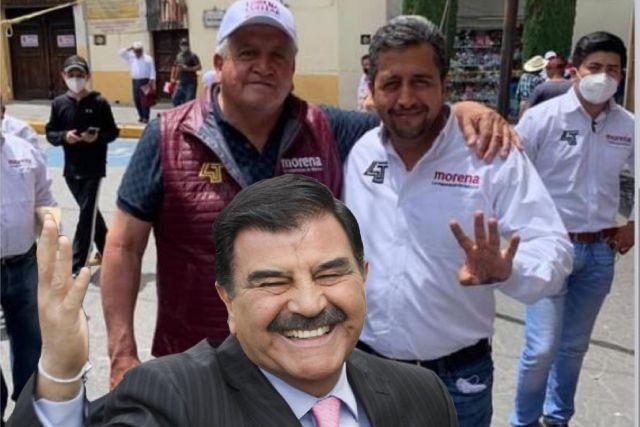 Financiaría Mariano González a Carlos Pimentel