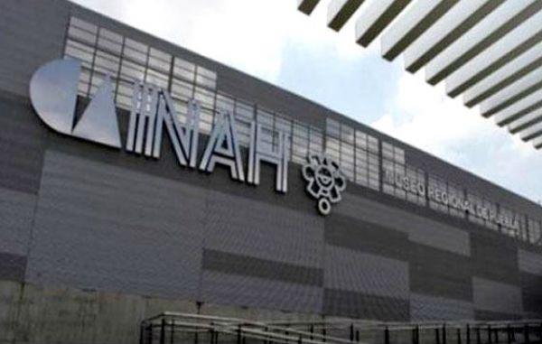 INAH destruye zona arqueológica en Ocotelulco