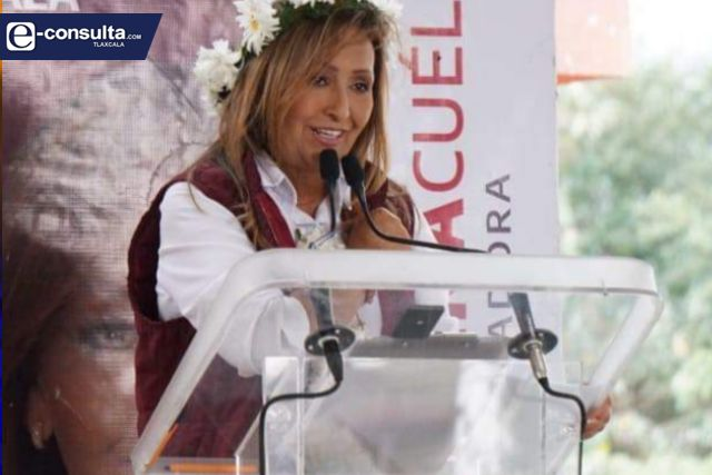 Recuperación económica histórica para Tlaxcala, Lorena Cuéllar
