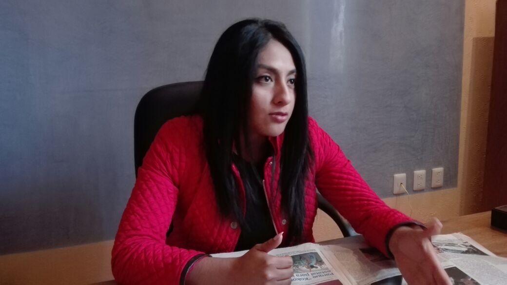 Renuncia Yazmín del Razo al PT, será diputada independiente