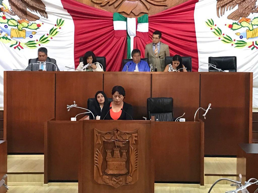 Dulce Mastranzo una diputada productiva, presentó 7 iniciativas propias