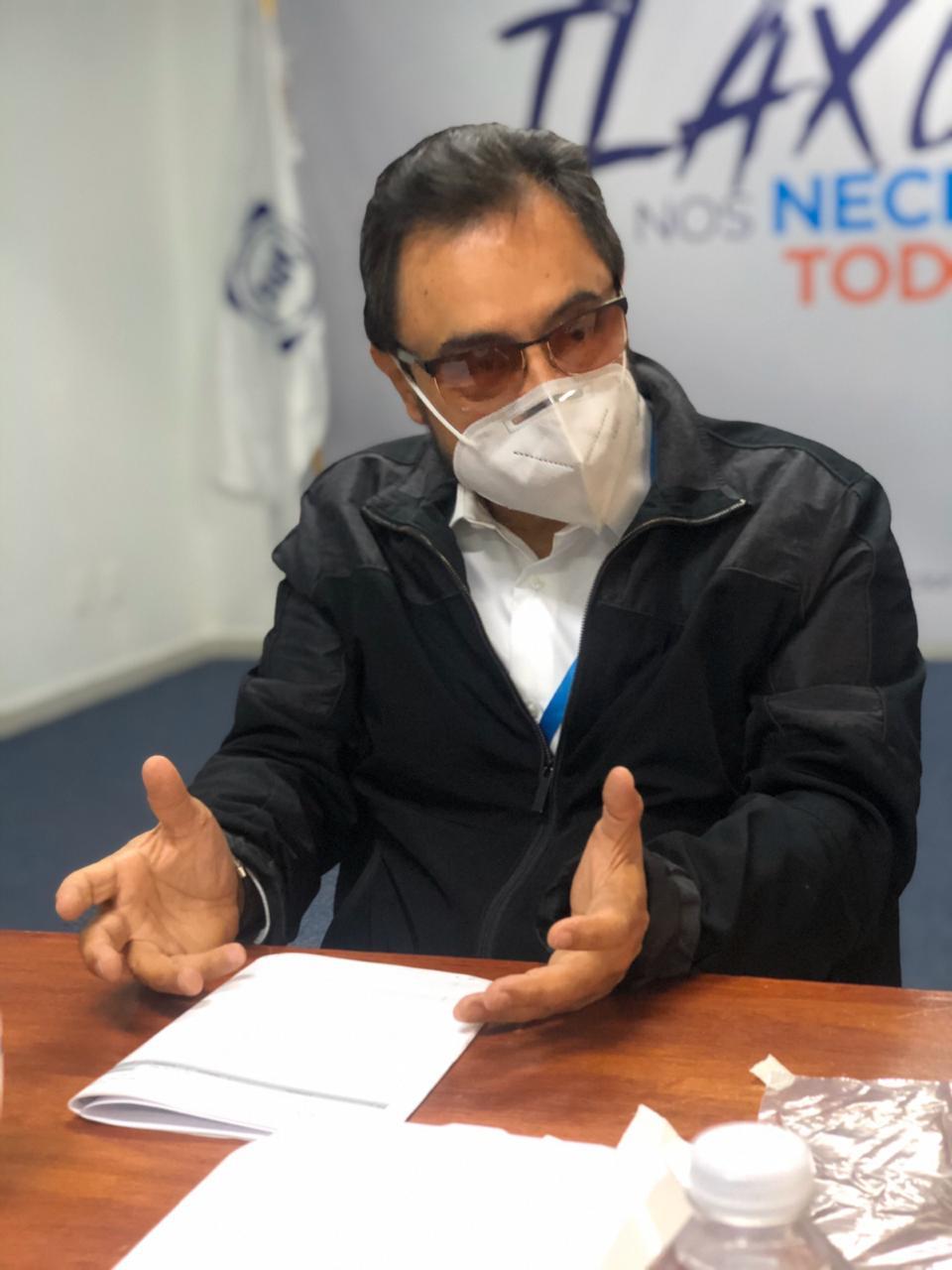 Peligra formación de docentes si siguen los recortes para Tlaxcala: Pepe Temoltzin