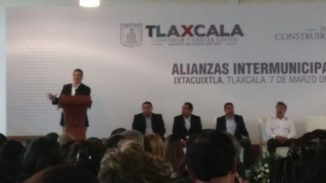 Complicado concretar alianzas intermunicipales admite Marco Mena