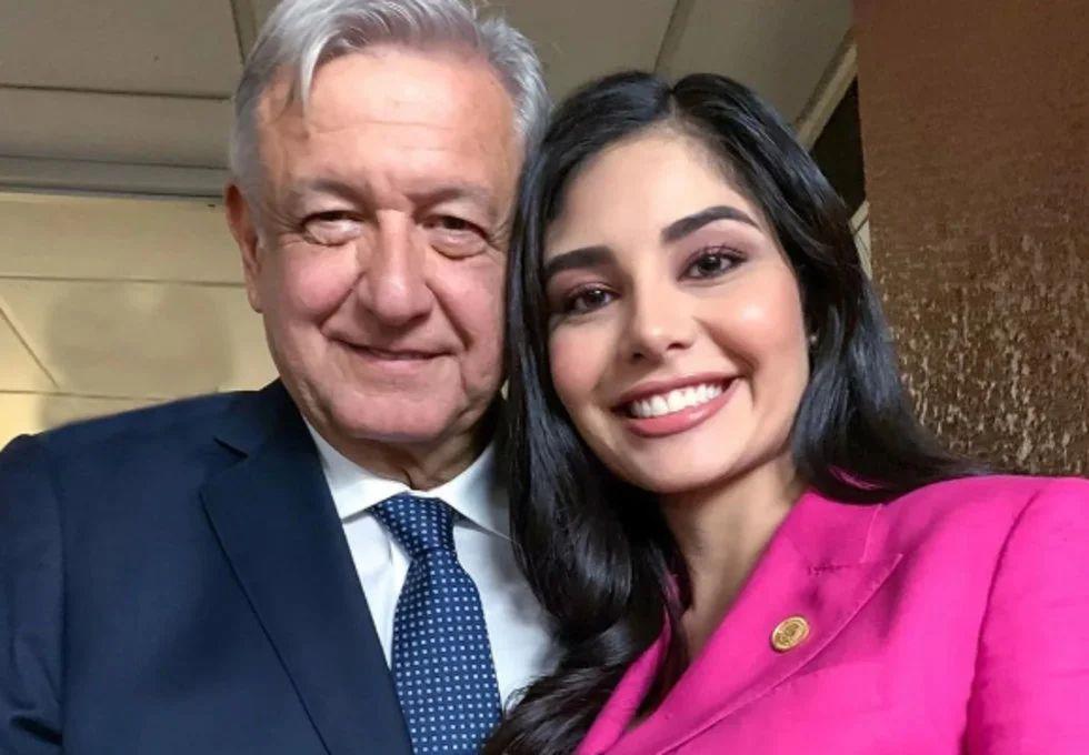 Esta es la diputada y ex Miss de Nayarit que pone celosa a Beatriz Gutiérrez de AMLO