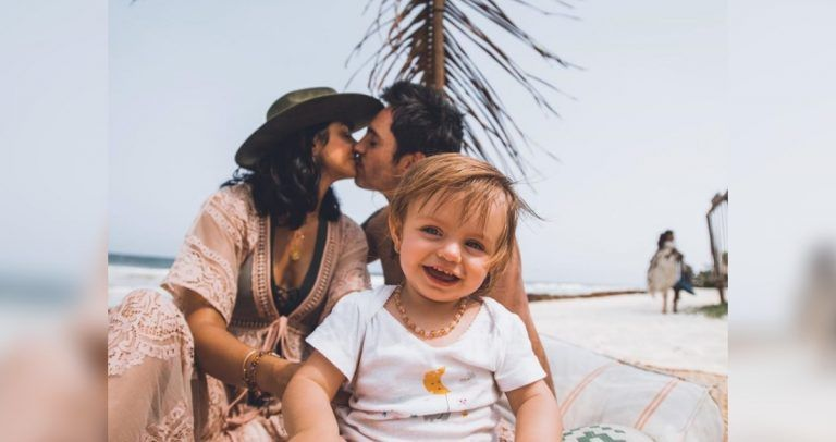 Aislinn Derbez confeso ir a terapia al convertirse en madre