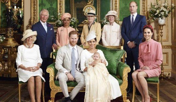 Este fue el accesorio que Kate Middleton robó para el bautizo de Archie