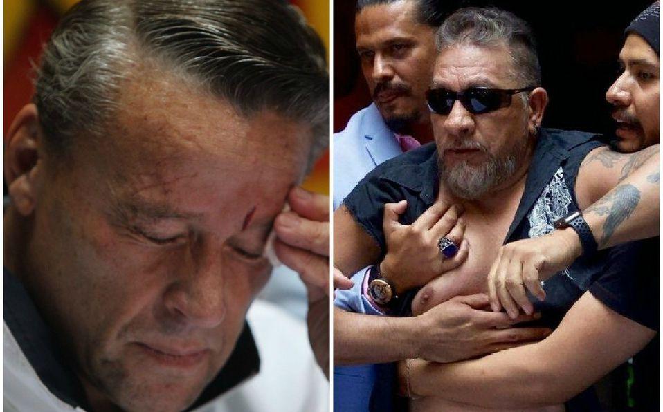 Podrían cancelar pelea de Alfredo Adame y Carlos Trejo