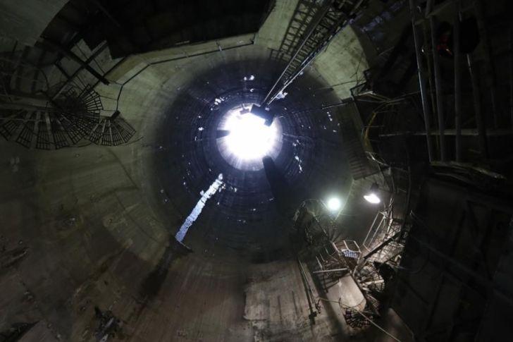 Terminan obras en México del túnel de drenaje profundo más grande del planeta