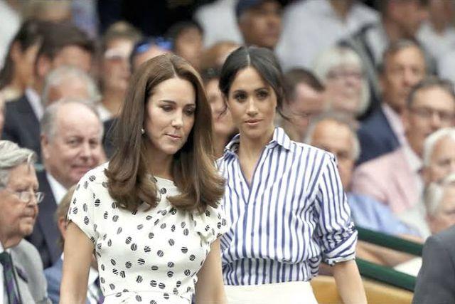 Esposas de los príncipes de Inglaterra se pelean más frecuentemente en eventos públicos