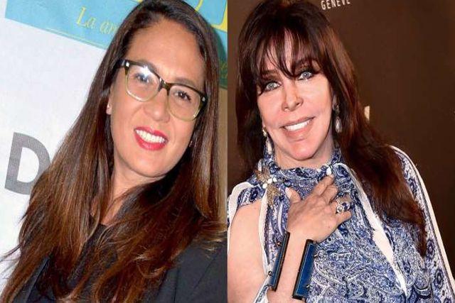 Yolanda Andrade arremete contra integrante de