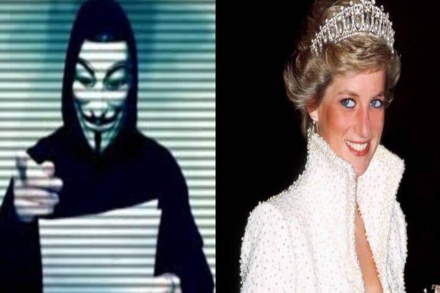 Asesinaron a Lady Diana por tener pruebas de explotación sexual contra el príncipe Carlos