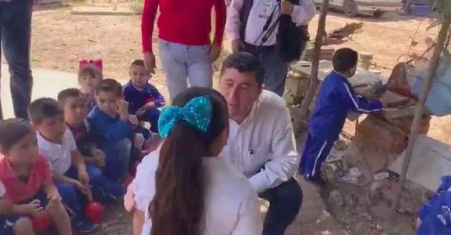 Alcalde de Sinaloa le hace bullying a niña con su obesidad