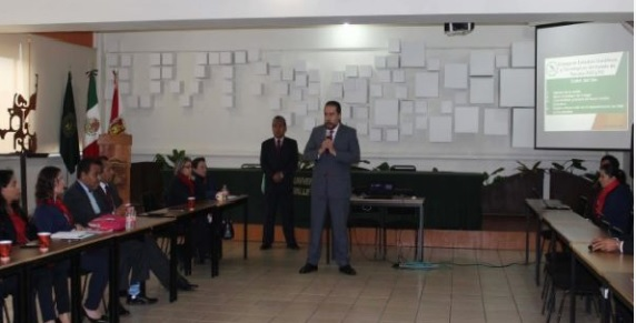 CECyTE participa en Taller sobre nuevo modelo educativo