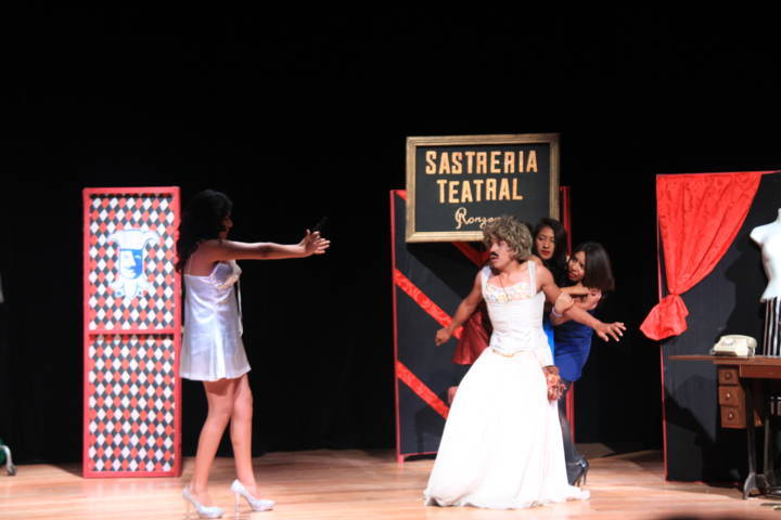 Comparten cartelera grupo teatral del Cobat y la Compañía Nacional de Teatro