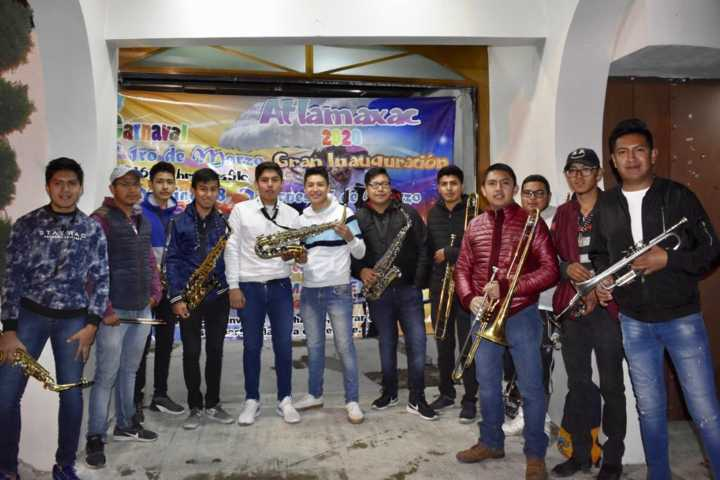Gran Carnaval 2020 en San Cosme Atlamaxac