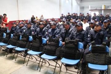 Impulso a la seguridad planea alcalde de Apizaco