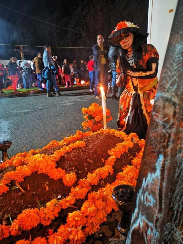El Festival Miquiztli preserva tradiciones ancestrales de Día de Muertos: MRRG