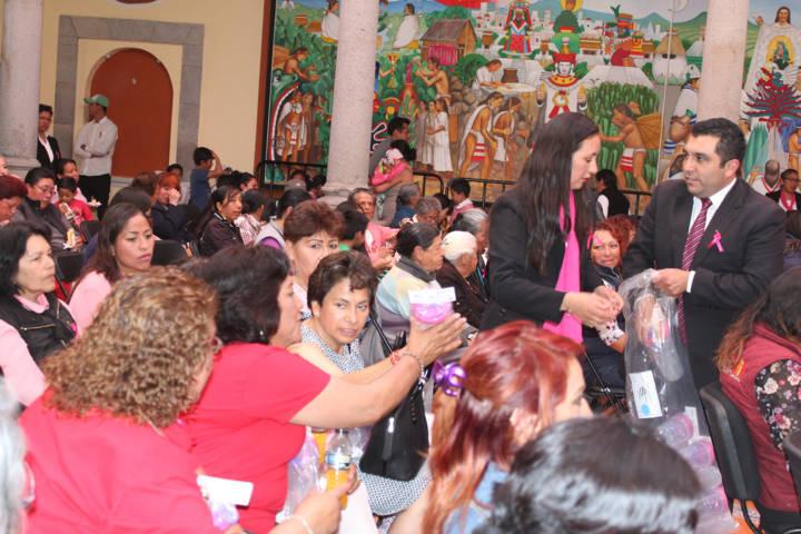 En Calpulalpan promovemos el desarrollo integral de la mujer: alcalde