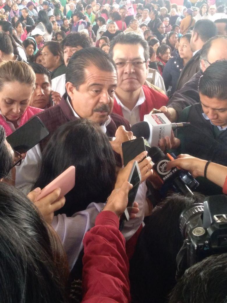 Se blindará SEDESOL ante próximas elecciones: Eviel Pérez