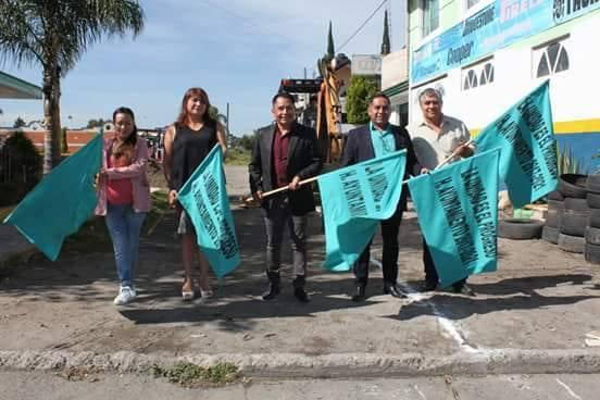 La privada Luis Donaldo Colosio contara con servicios básicos: alcalde