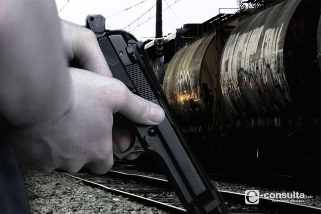 Vinculan a proceso a dos personas por el delito de robo agravado al ferrocarril