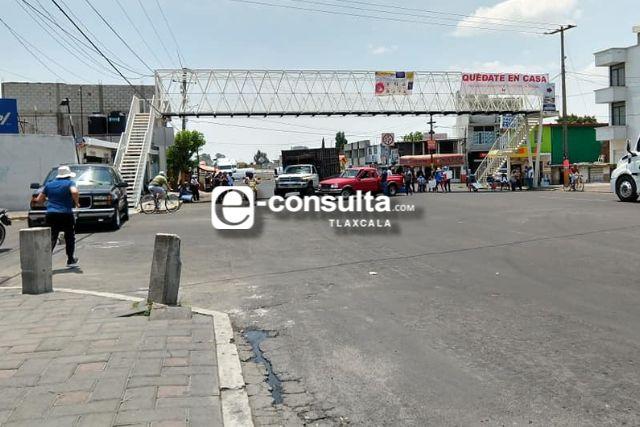 Tema de agua se vuelve político en Papalotla, cierran nuevamente la carretera