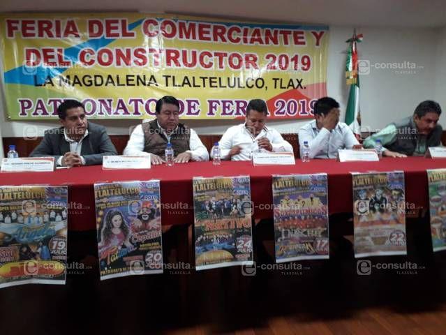 La Feria del Comerciante y del Constructor 2019 llega este 13 de julio: alcalde
