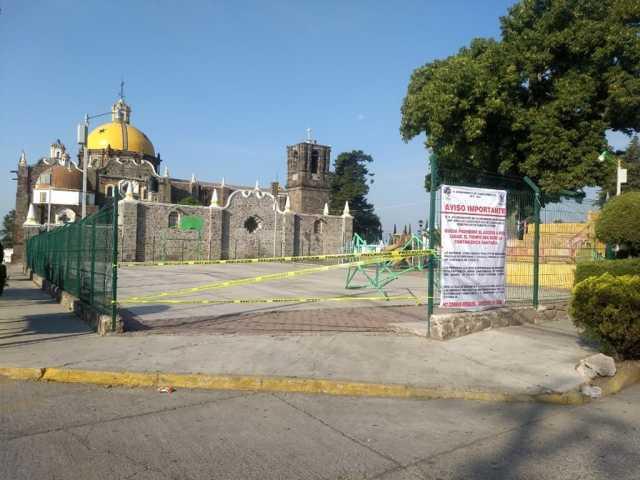 En Yauhquemehcan, ciudadanos acatan recomendaciones contra Covid-19